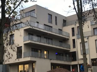 """Sieblebener Straße 10 Wohnanlage """"Stadtgarten"""""""